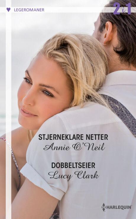 Harpercollins Nordic Stjerneklare netter/Dobbeltseier