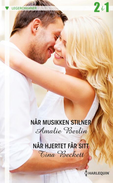 Harpercollins Nordic Når musikken stilner/Når hjertet får sitt