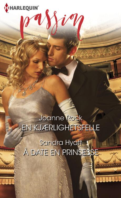 Harpercollins Nordic En kjærlighetsfelle/Å date en prinsesse  - ebook