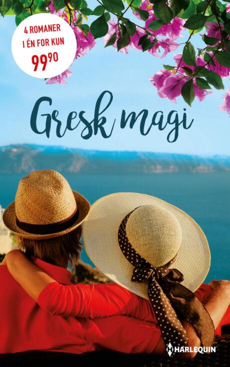 Harpercollins Nordic Gresk magi