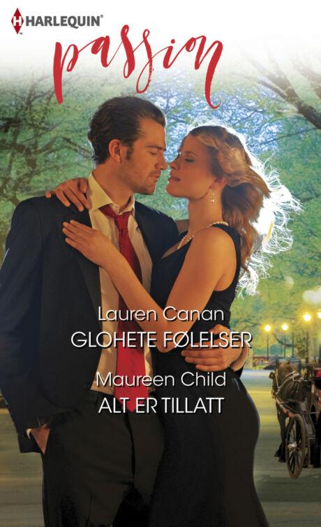 Harpercollins Nordic Glohete følelser/Alt er tillatt