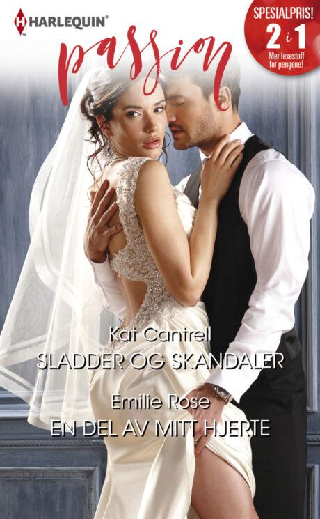Harpercollins Nordic Sladder og skandaler/En del av mitt hjerte