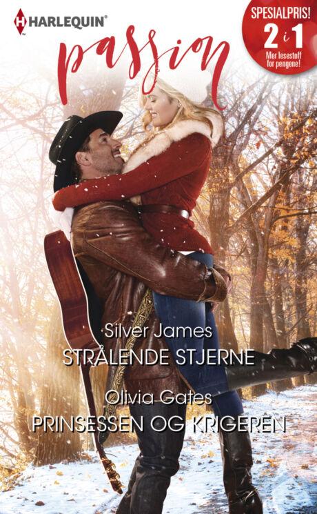 Harpercollins Nordic Strålende stjerne/Prinsessen og krigeren