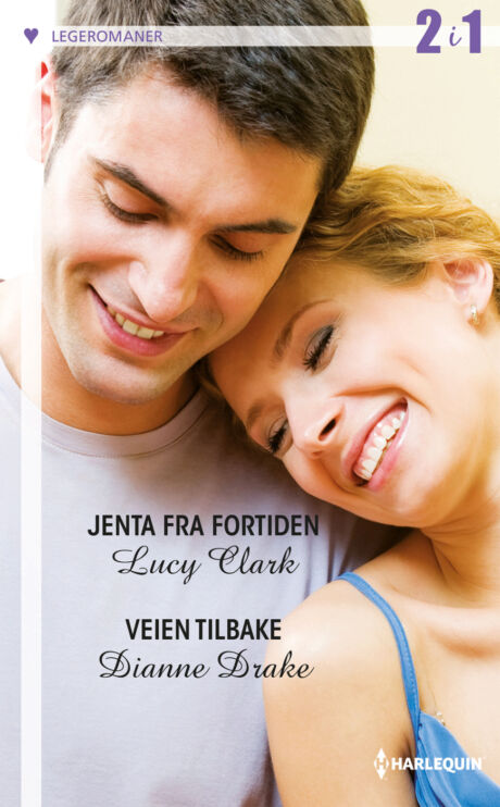 Harpercollins Nordic Jenta fra fortiden/Veien tilbake