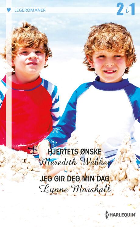 Harpercollins Nordic Hjertets ønske/Jeg gir deg min dag