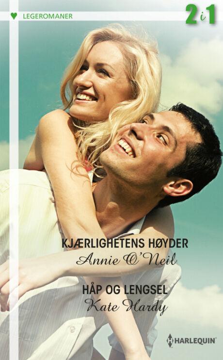 Harpercollins Nordic Kjærlighetens høyder/Håp og lengsel