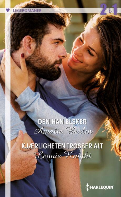 Harpercollins Nordic Den han elsker/Kjærligheten trosser alt