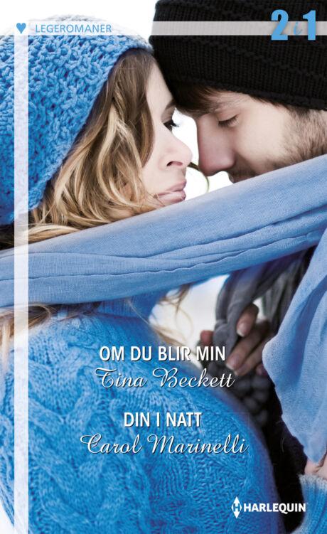 Harpercollins Nordic Om du blir min/Din i natt