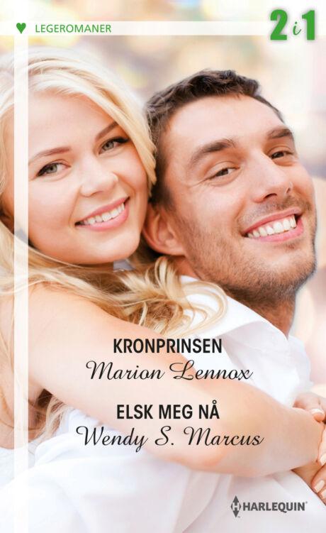 Harpercollins Nordic Kronprinsen/Elsk meg nå