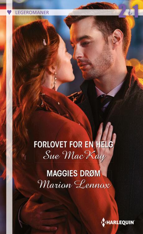 Harpercollins Nordic Forlovet for en helg/Maggies drøm
