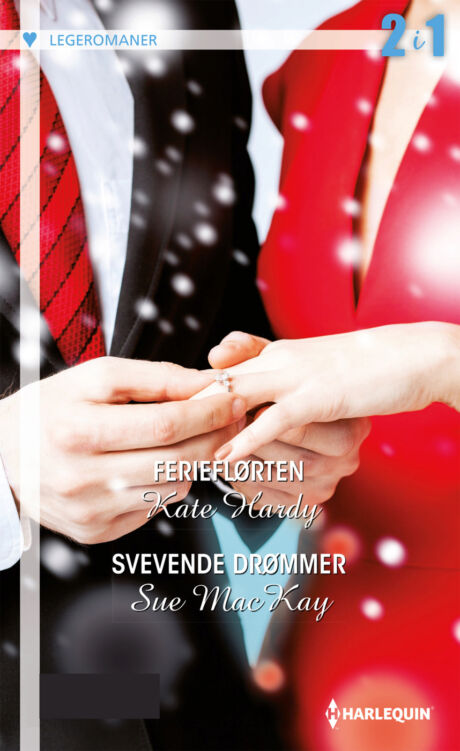Harpercollins Nordic Ferieflørten/Svevende drømmer