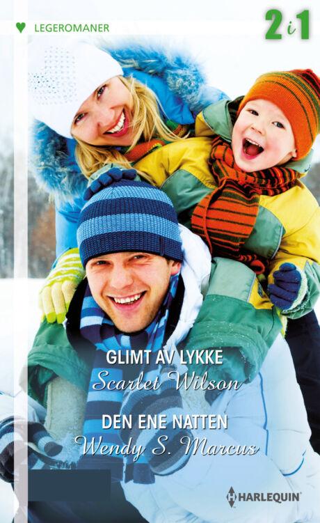 Harpercollins Nordic Glimt av lykke/Den ene natten