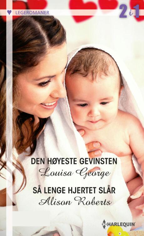 Harpercollins Nordic Den høyeste gevinsten/Så lenge hjertet slår