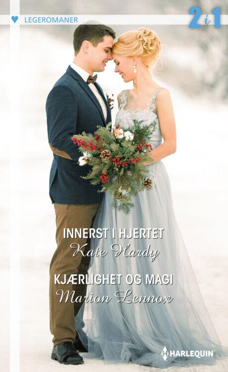 Harpercollins Nordic Innerst i hjertet/Kjærlighet og magi