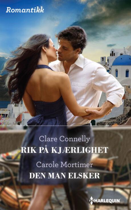 Harpercollins Nordic Rik på kjærlighet/Den man elsker