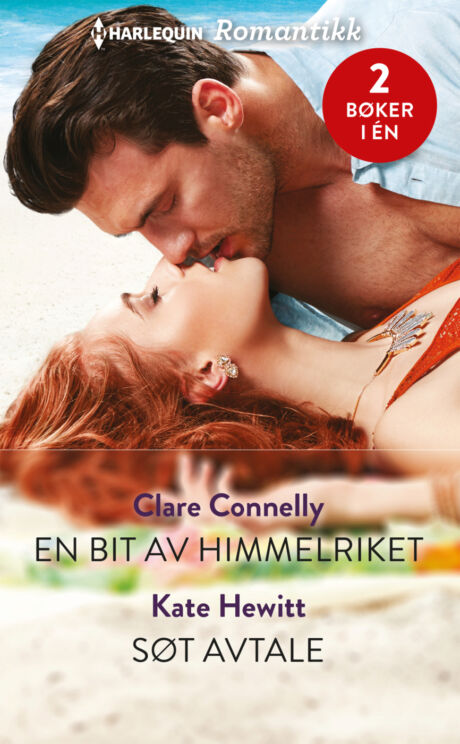 Harpercollins Nordic En bit av himmelriket/Søt avtale