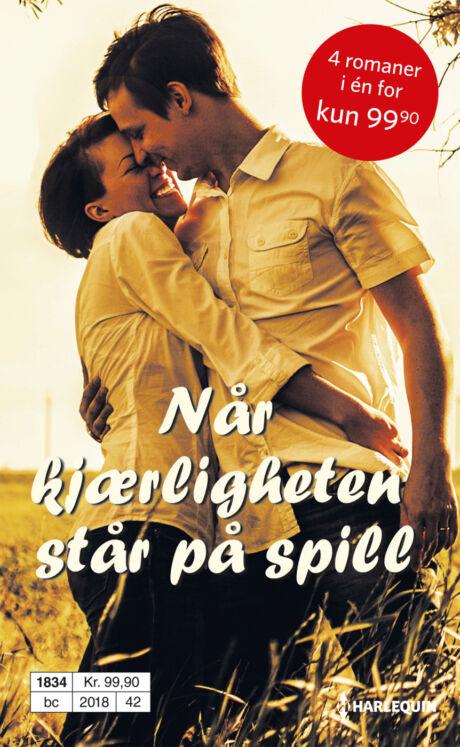 Harpercollins Nordic Når kjærligheten står på spill