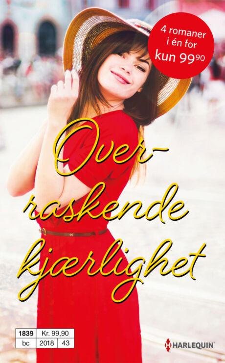 Harpercollins Nordic Overraskende kjærlighet