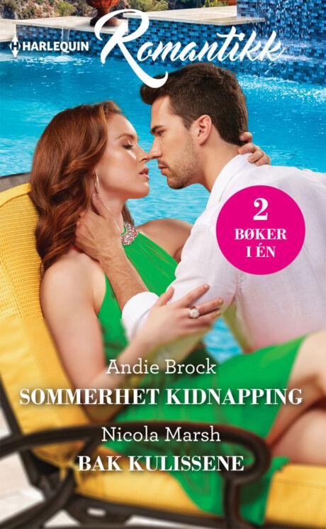 Harpercollins Nordic Sommherhet kidnapping/Bak kulissene