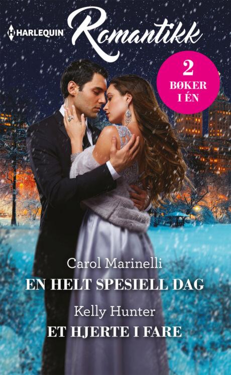 Harpercollins Nordic En helt spesiell dag/Et hjerte i fare