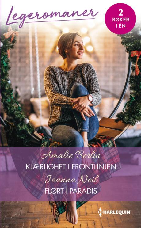 Harpercollins Nordic Kjærlighet i frontlinjen/Flørt i paradis