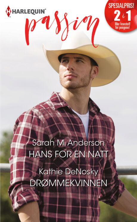 Harpercollins Nordic Hans for en natt/Drømmekvinnen