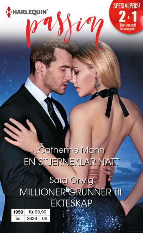 Harpercollins Nordic En stjerneklar natt/Millioner grunner til ekteskap