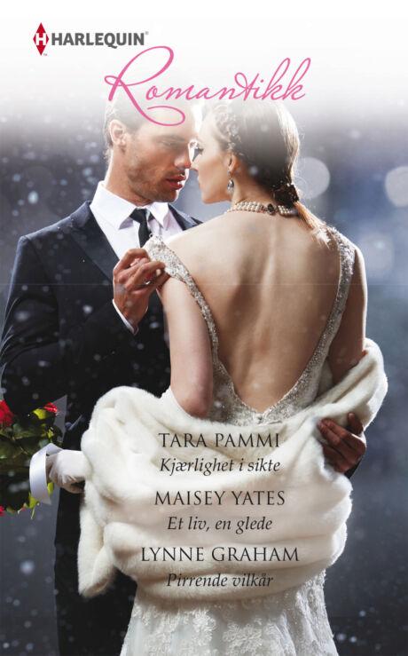 Harpercollins Nordic Kjærlighet i sikte/Et liv, en glede/Pirrende vilkår