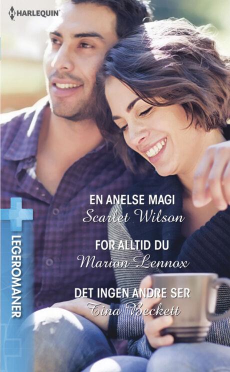 Harpercollins Nordic En anelse magi/For alltid du/Det ingen andre ser