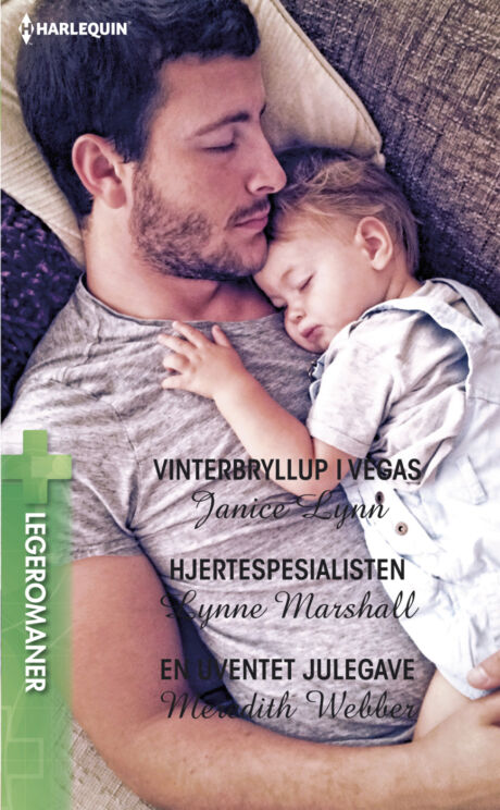 Harpercollins Nordic Vinterbryllup i Vegas/Hjertespesialisten/En uventet julegave