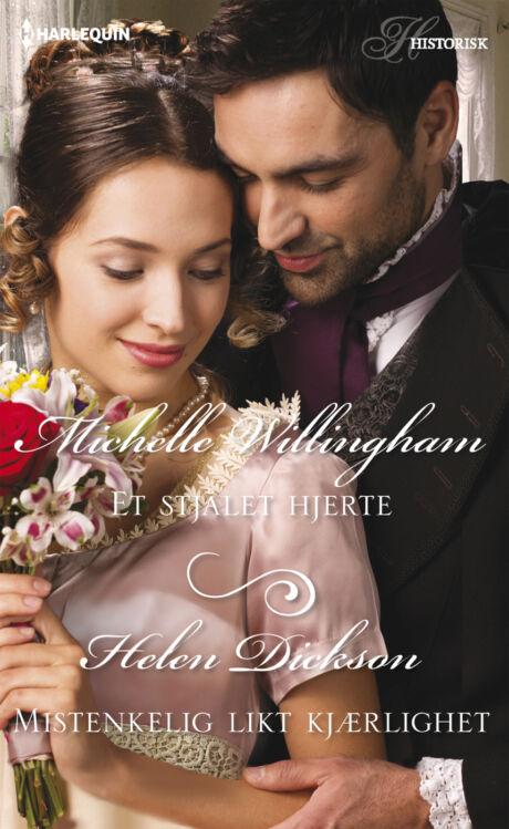 Harpercollins Nordic Et stjålet hjerte/Mistenkelig likt kjærlighet