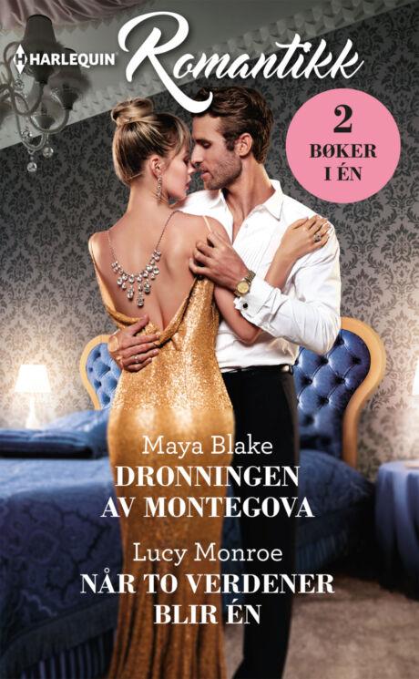 Harpercollins Nordic Dronningen av Montegova/Når to verdener blir én