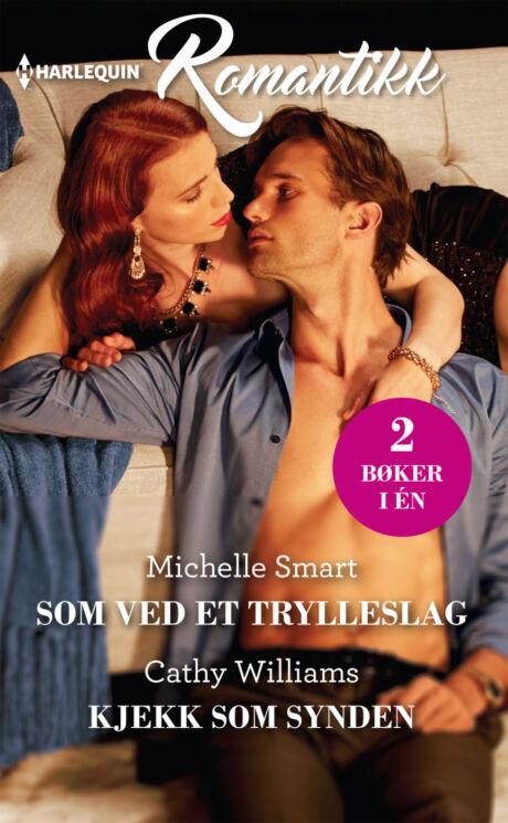 Harpercollins Nordic Som ved et trylleslag/Kjekk som synden