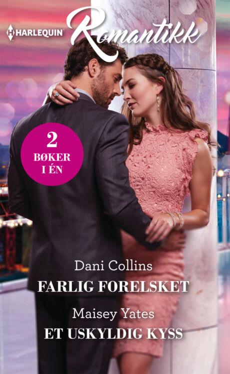 Harpercollins Nordic Farlig forelsket/Et uskyldig kyss