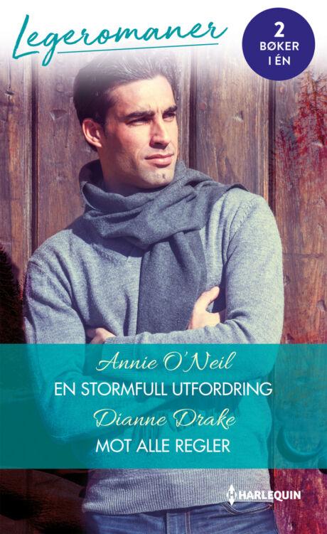 Harpercollins Nordic En stormfull utfordring/Mot alle regler - ebook