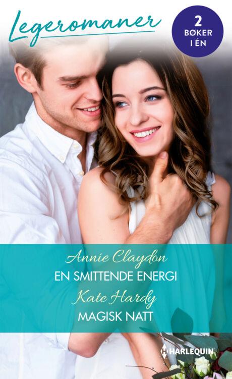 Harpercollins Nordic En smittende energi/Magisk natt