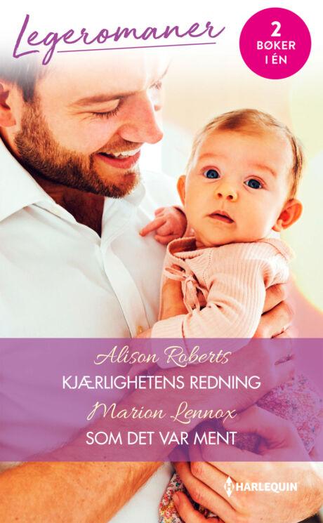 Harpercollins Nordic Kjærlighetens redning/Som det var ment