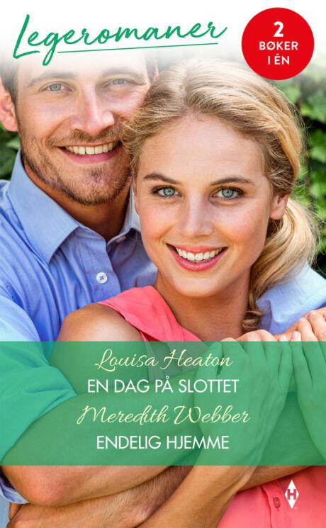 Harpercollins Nordic En dag på slottet/Endelig hjemme
