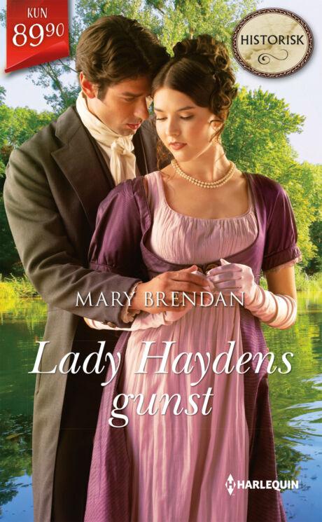 Harpercollins Nordic Lady Haydens gunst