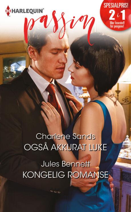 Harpercollins Nordic Også akkurat Luke/Kongelig romanse