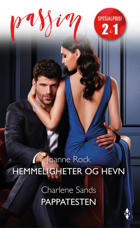 Harpercollins Nordic Hemmeligheter og hevn/Pappatesten - ebook