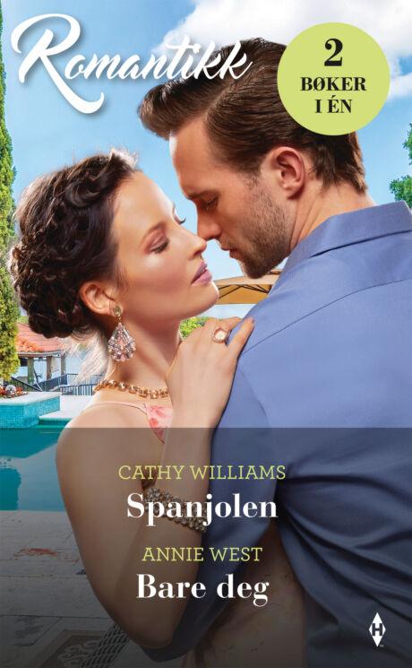 Harpercollins Nordic Spanjolen/Bare deg