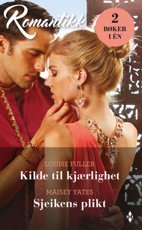 Harpercollins Nordic Kilde til kjærlighet/Sjeikens plikt