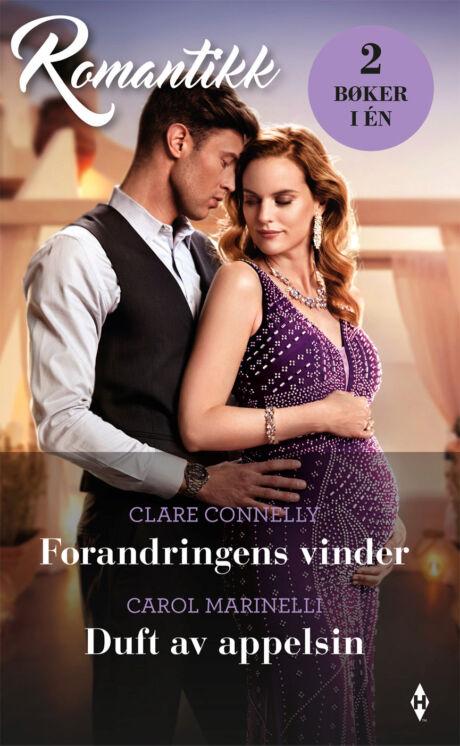 Harpercollins Nordic Forandringens vinder/Duft av appelsin