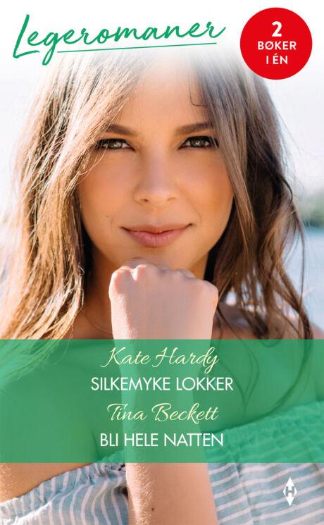 Harpercollins Nordic Silkemyke lokker/Bli hele natten