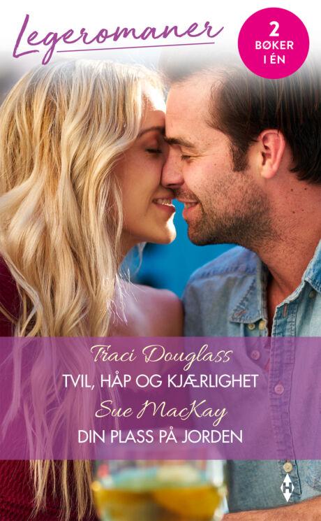 Harpercollins Nordic Tvil, håp og kjærlighet/Din plass på jorden