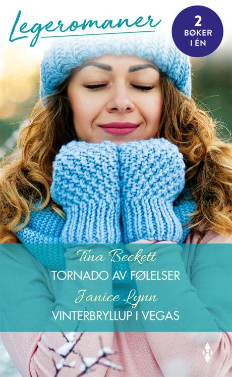 Harpercollins Nordic Tornado av følelser/Vinterbryllup i Vegas
