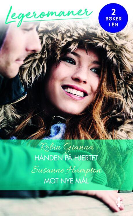 Harpercollins Nordic Hånden på hjertet/Mot nye mål