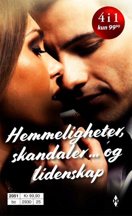 Harpercollins Nordic Hemmeligheter, skandaler … og lidenskap