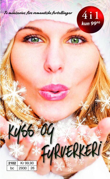 Harpercollins Nordic Kyss og fyrverkeri